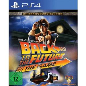 Back to the Future [PlayStation 4]